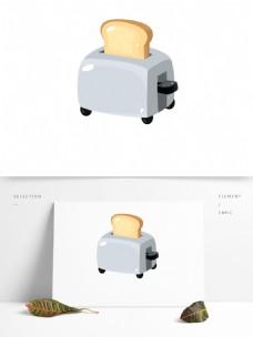 美味烤面包免扣素材
