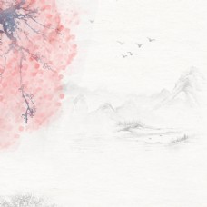 中国风古朴文玩PSD分层主图背景素材