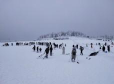 武隆仙女山滑雪