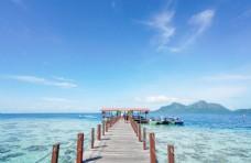 马来西亚仙本那珍珠岛
