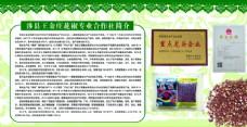 农村农产品展示