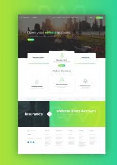 網頁UI設計矢量通用ps素材