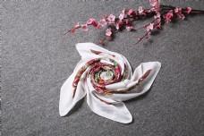 春秋多彩棉麻围巾方巾11