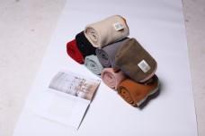 时尚韩版羊毛羊绒围巾1