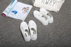 跑步运动鞋帆布鞋板鞋17
