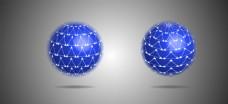 科技感球体