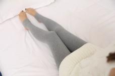 韩版女士灰色打底袜裤18