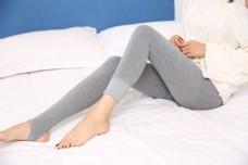 韩版女士灰色打底袜裤23