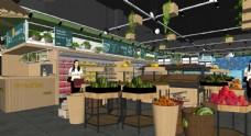 生鲜蔬果超市