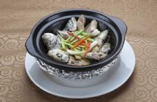 杂鱼煲 海鲜煲 鱼煲 煲仔 鱼
