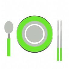 餐饮图标素材