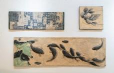 客厅壁画装饰中国风
