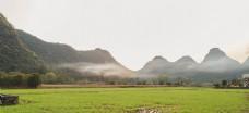 乡间风光摄影图片