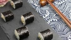 日式料理系列之牛油果沙拉寿司卷5