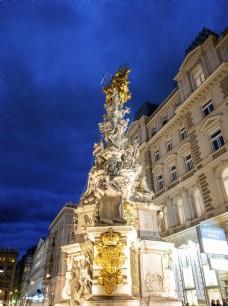 维也纳的纪念性雕塑