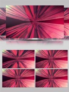 酷炫紫色几何空间穿梭动感舞台通用背景