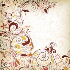 古典花纹图案
