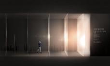 虚拟空间 大气 抽象 背景图