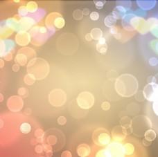 炫彩水泡颜色背景