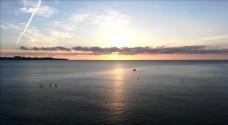 地中海日出