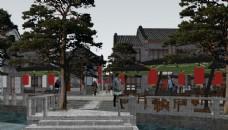 文化旅游小镇