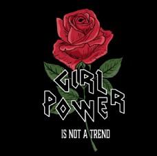 玫瑰花图案设计