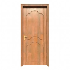 实木的家居卧室门