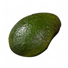 绿色牛油果食物表皮元素