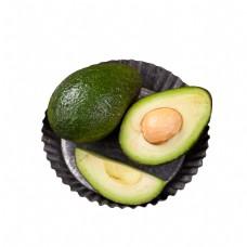 绿色牛油果食物元素