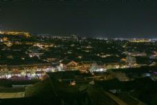 古城夜景城市夜景10