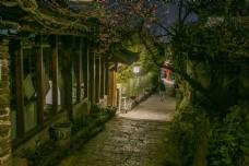 古城夜景城市夜景6