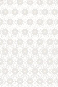 浅灰色欧式花纹复古背景素材