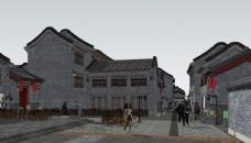 民俗文化旅游小镇