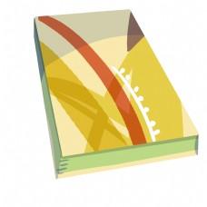精美的硬皮封面书籍