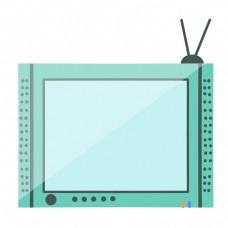 电视广播设备插画