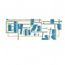 简单大气国际劳动节字体设计