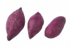 新鲜紫薯糖心香甜