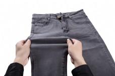 春秋显瘦黑色打底裤