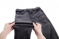 紧身弹力小脚裤时尚