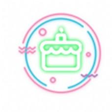 卡通蛋糕图标下载