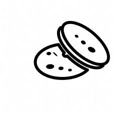 卡通夹心饼干下载