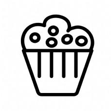 卡通蛋糕PNG下载