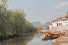 乡村风景风光商用摄影