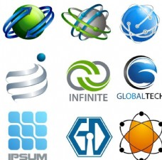 科技logo
