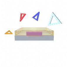 电商C4D舞台效果装饰