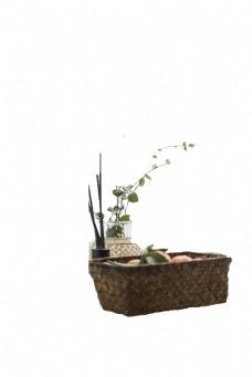 家居摆设餐盘花瓶篮子