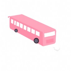 卡通汽车巴士下载