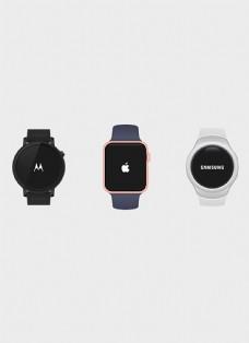 电子手表展示样机