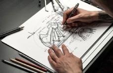 手绘智能贴图