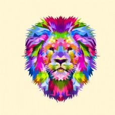 彩色狮子头
